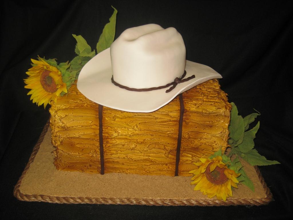 Happy Birthday Cowboys Cake